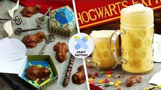 4 More Harry Potter Recipes   Chocolate Recipes   Harry Potter Crafts   Craft Factory