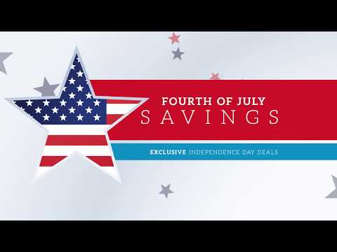 4th of July Sale - 2019