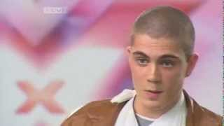 The X Factor UK   Max George   Audition 2005