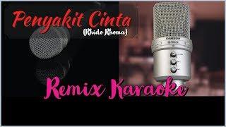 Penyakit Cinta Karaoke (nada Cewek) KORG PA 600