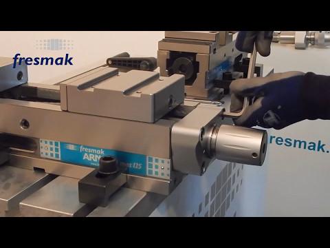 Montaje y Desmontaje husillo mordaza ARNOLD MAT Mecánica