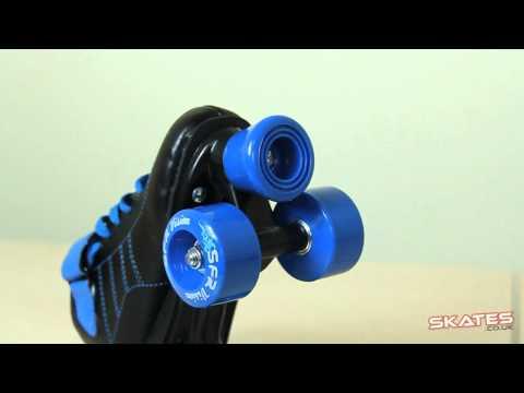 SFR Vision Quad Roller Skates | Skates.co.uk Review