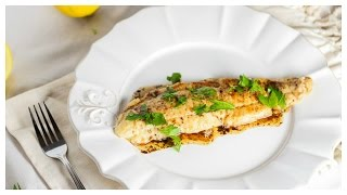Fish in Butter Sauce - Cooking Video Episode 10 - Honest & Tasty