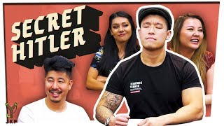 Too Many Allies, Not Enough Friends | Secret Hitler ft. Gina Darling