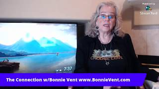 New! LIVE channeling session with Bonnie Vent on 03/15/20 at 6PM PT