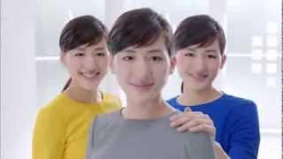 HD綾瀬はるかタケダベンザブロックプラス「綾瀬さん」篇CM15秒