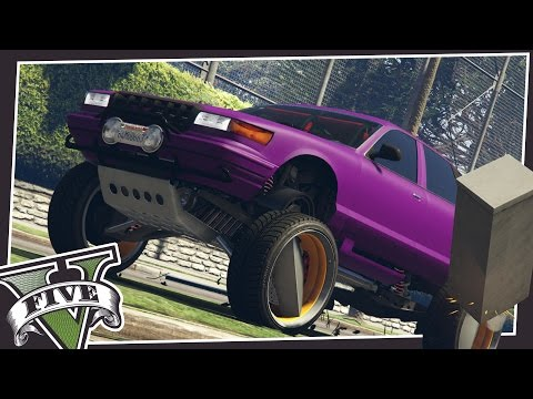 HOW TO BUILD YOUR OWN DONKS IN GTA 5!
