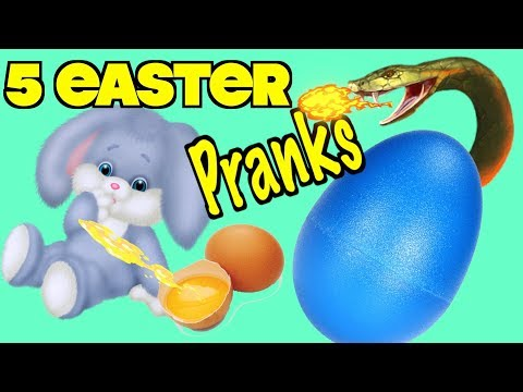 5 Funny Easter Pranks You Can Do This Year - MUST TRY | Nextraker