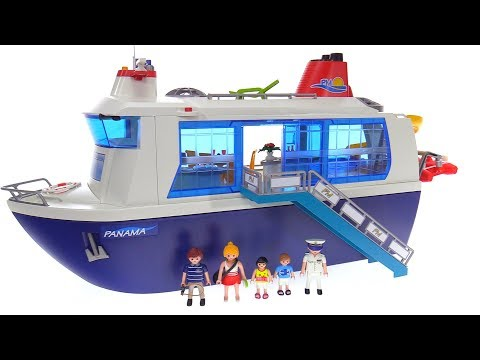 Playmobil Cruise Ship 6978 review!