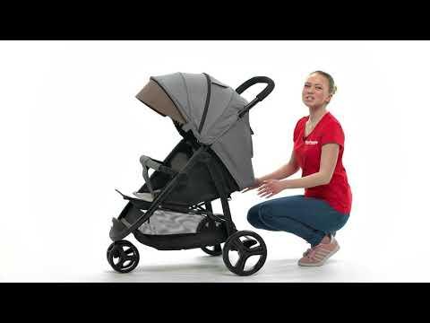Коляска прогулочная KDD-6791 Cool Baby