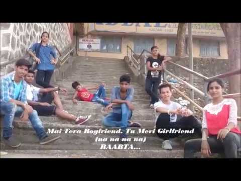 Main tera boyfriend choreographed by Kiran