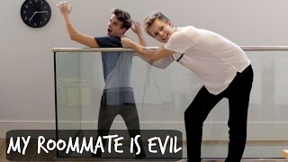 MY ROOMMATE IS EVIL! | PROJECT JASPAR REVEAL