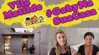 Tour Casa Premiada Na Vila  Matilde - #GabyNaSuaCasa #1 - Building Of The Year