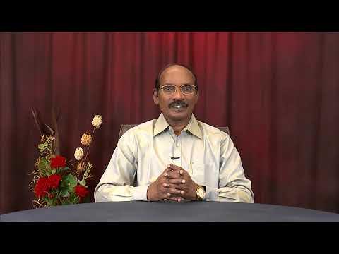 Watch Live: Address by Secretary, DOS/Chairman, ISRO