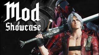 Devil May Cry 5 - DMC3 Dante Mod Showcase