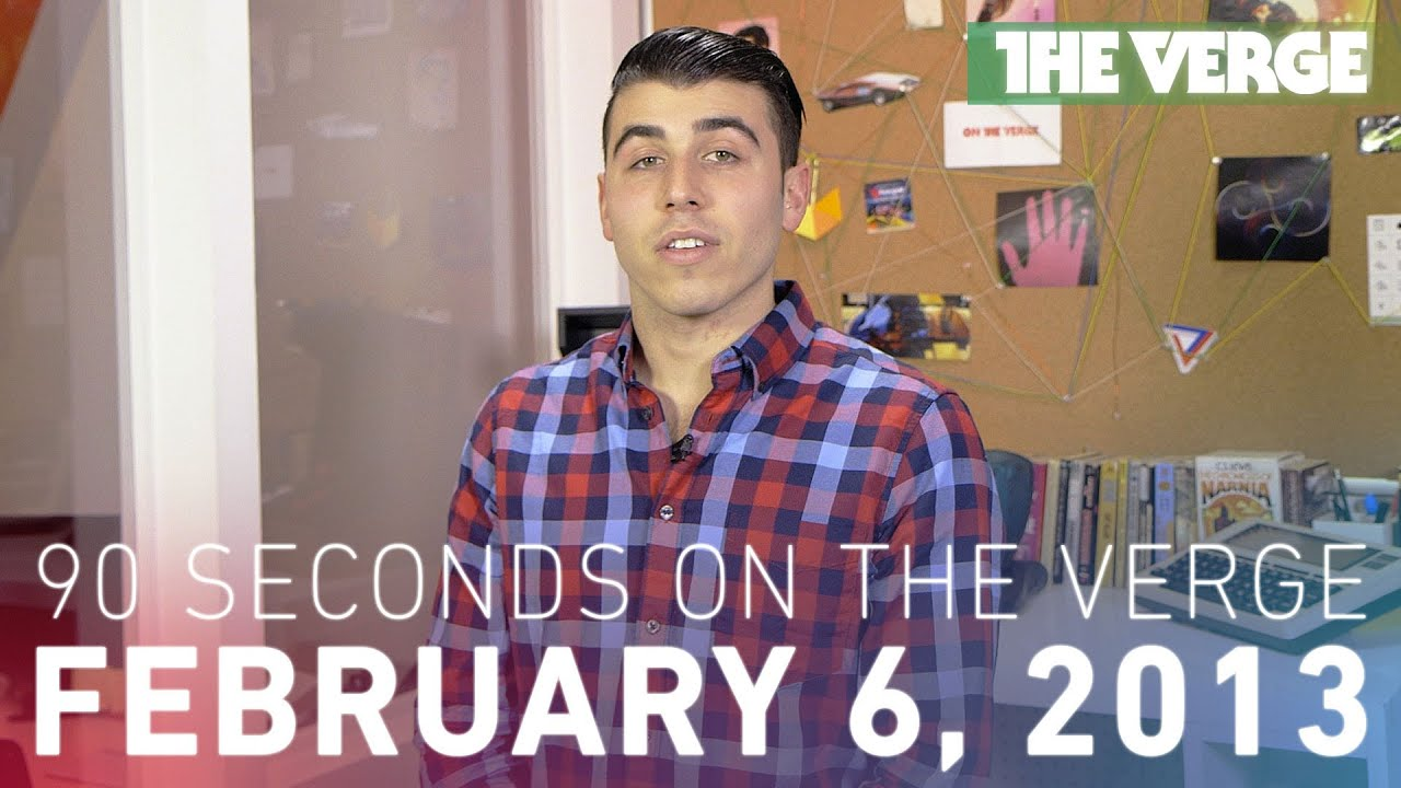 Monopoly, J.J. Abrams, 'Half-Life,' and Monty Python - 90 Seconds on The Verge: February 6th, 2013 thumbnail