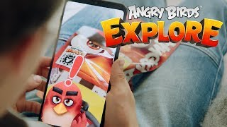 Angry Birds Explore   OUT NOW!
