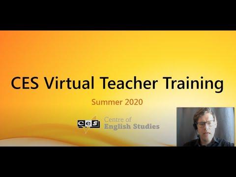 CES Virtual - 2020 Teacher Training Programme - YouTube
