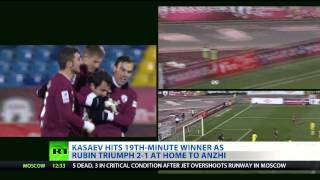 Top 10 Russian Goals Of 2012