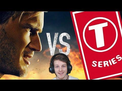 Streamuju abych zastavil T-Series! Doing my part! :D