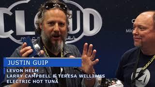 Cloud Cam! Justin Guip of Hot Tuna