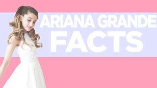 Ariana Grande, 5 Fun Facts!