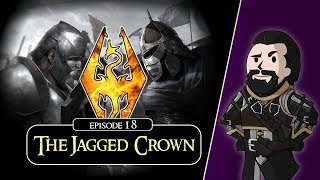 SKYRIM - Special Edition (Ch. 6) #18 : The Jagged Crown