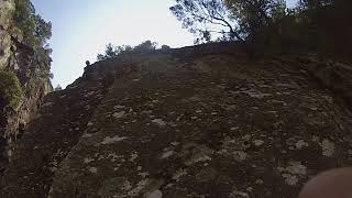 Canyon des Anelles : Saut réservé aux experts