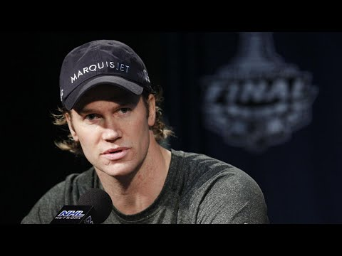 Pronger: I don't have the patience to be a coach