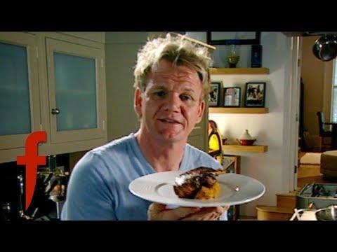 Spiced Pork Chop and Crushed Sweet Potato | Gordon Ramsay's The F Word Season 4