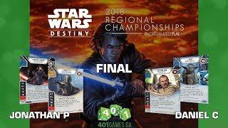 SW: Destiny - Regional @401 Games - Mar 10, 2018 - Final