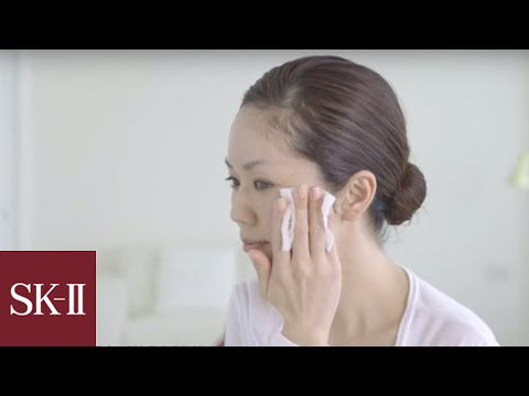 Application guide - SK-II Facial Treatment Essence