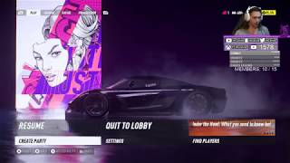 GAME BREAKING GLITCH - NEED FOR SPEED HEAT