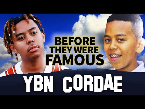 YBN CORDAE | Before They Were Famous | Biography