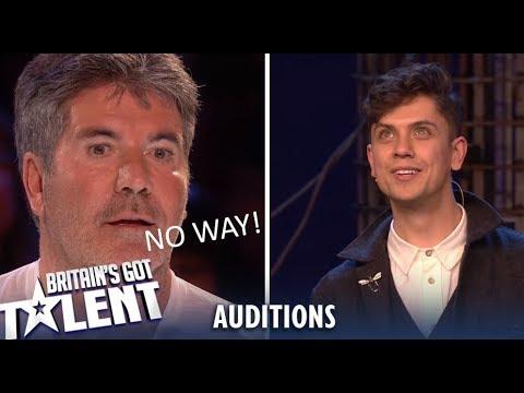 Ben Hart: Magician STUNS Everyone And Blows Judges Away! | Britain's Got Talent 2019 (видео)
