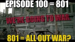 The Walking Dead Season 8 Predictions Walking Dead Season 8 All Out War Discussion