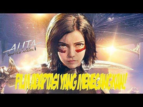Film Adaptasi Yang Berhasil? Alita Battle Angel Review