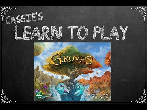 Cassie's Learn to Play: Groves