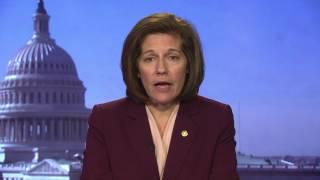 Senator Catherine Cortez Masto of Nevada