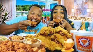 Popeyes Fried Chicken and Relationship Storytime
