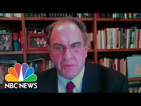 In 'Act Of Defiance' CEOs Discuss Pulling Donations Over Restrictive Voting Laws | NBC News NOW