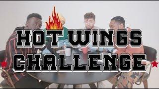RAK TV: Hot Wings Challenge