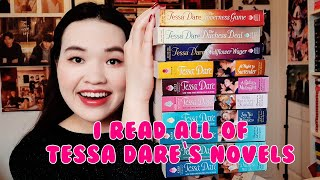 Guide To Tessa Dare (Historical Romance Recommendations)