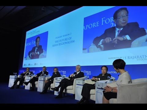 The Future of Asian Regionalism (2015)