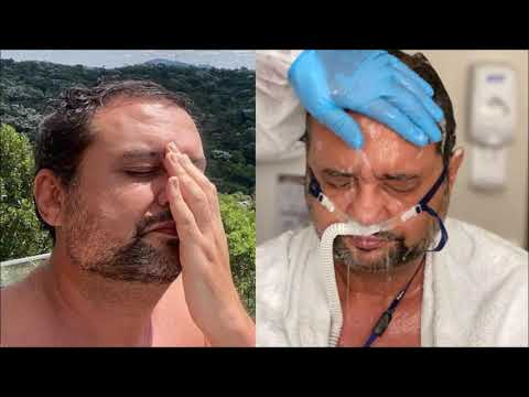 Geraldo Luís faz relato surpreendente após ser curado da Covid-19