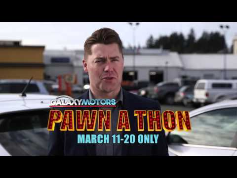 Get $2000 Off Any Car or Truck at the 2016 Galaxy Motors Pawn-a-Thon