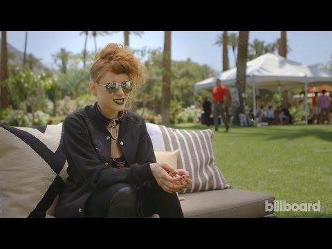 Kiesza Coachella Interview: Skrillex & Diplo's Surprise Missy Eliot Remix and Her New Album