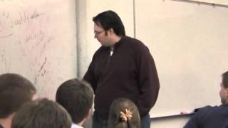 Brandon Sanderson Lecture 1: Writing group essentials (5/5)