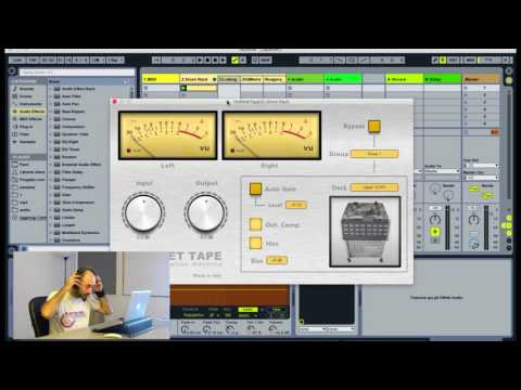 HoRNet Tape, vst tape emulation plugin with analog saturation