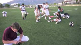 Soccer Team asking to SADIES HAWKINS